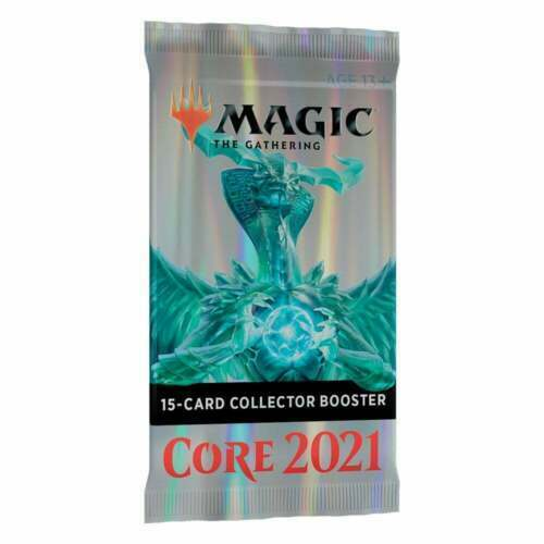 Magic the Gathering: Core 2021 Collector Boosters
