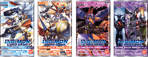 Digimon Card Game Release Special Booster ver 1.0 (Pack or Box)