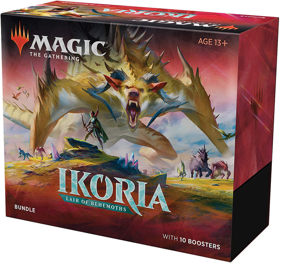 Magic the Gathering : Ikoria Lair of the Behemoths Bundle