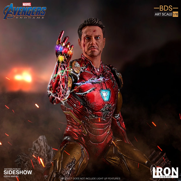 Avengers End Game : I am Iron Man Statue 1/10 Scale
