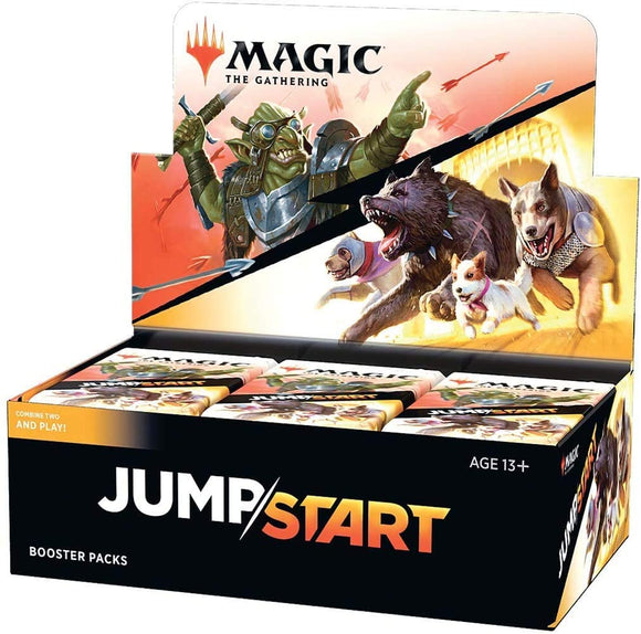 Magic the Gathering: JumpStart Booster (Pack or Box)