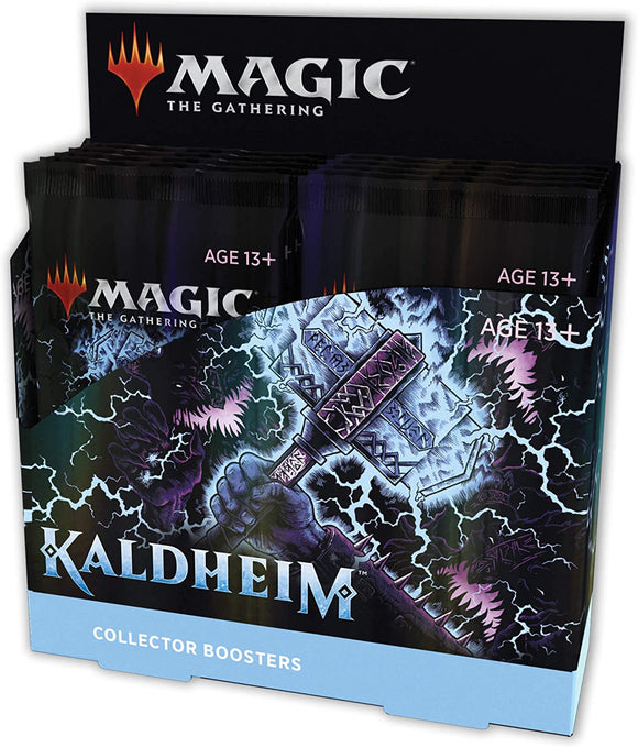 ~PRE-ORDER~ Magic the Gathering Kaldheilm Collectors Boosters