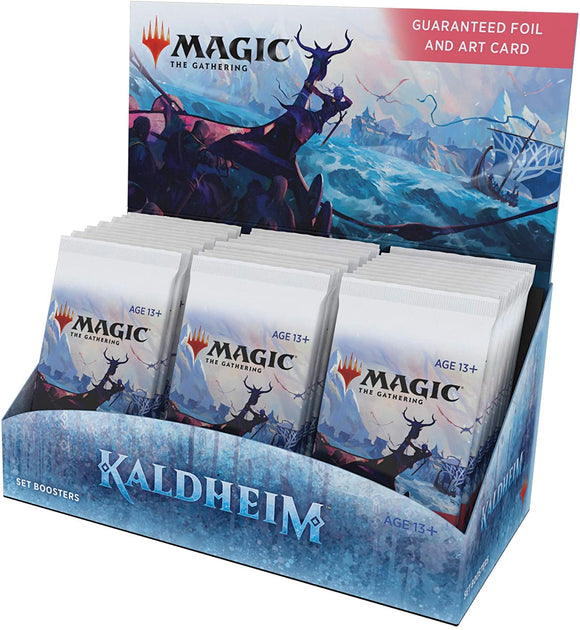 ~PRE-ORDER~ Magic the Gathering Kaldheilm Set Boosters