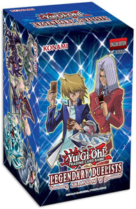 Yu-Gi-Oh Legendary Duelist Season 1 Mini Box