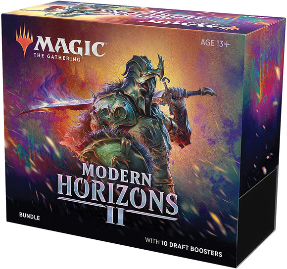 **PRE-ORDER** Magic the Gathering : Modern Horizons 2 Bundle