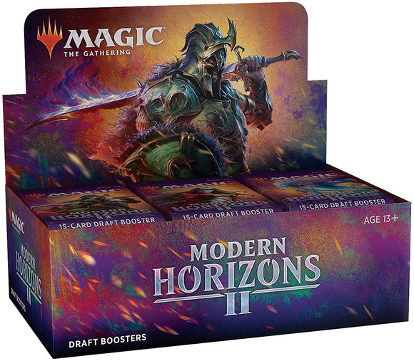 **PRE-ORDER Magic the Gathering** : Modern Horizons 2 Draft Booster