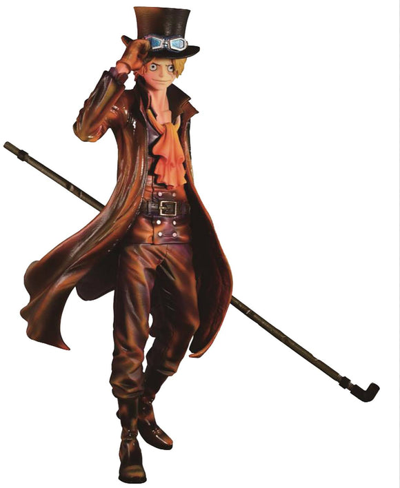 SCultures One Piece: Sabo Burning Color Ver