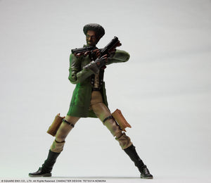 Play Arts Kai Vol.2 Final Fantasy XIII: No.4 Sazh Katzroy