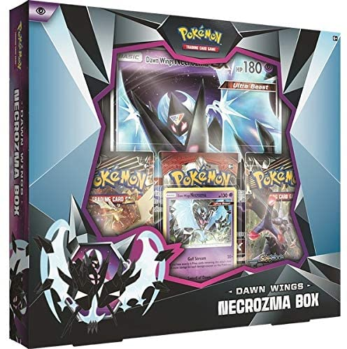 Pokemon Dawn Wings Necrozma Box