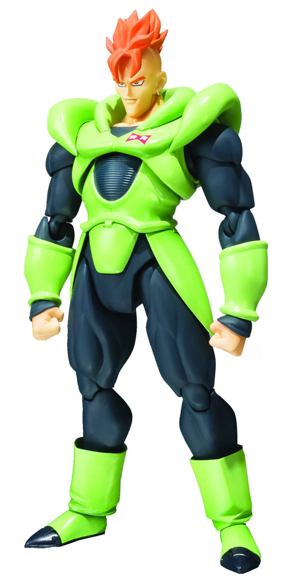 S.H.Figuarts Dragon Ball Z : Android 16
