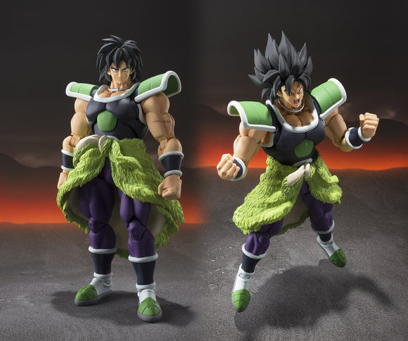 S.H.Figuarts Dragon Ball : Super Broly