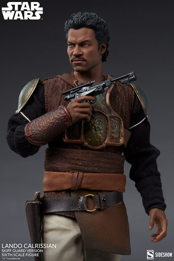 Sideshow Star Wars VI Return of the Jedi : Lando Calrissian (Skiff Guard ver)
