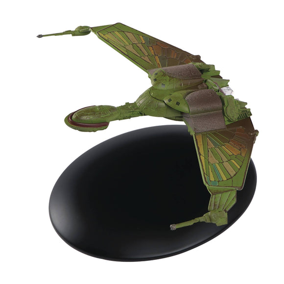 STAR TREK STARSHIPS BEST OF FIG #2 KLINGON BIRD OF PREY