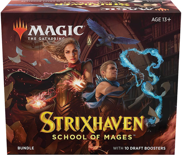 Magic the Gathering : Strixhaven Bundle