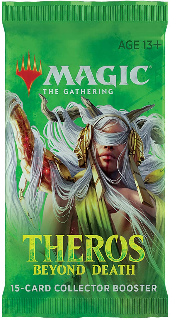 Magic the Gathering: Theros Beyond Death Collectors Booster