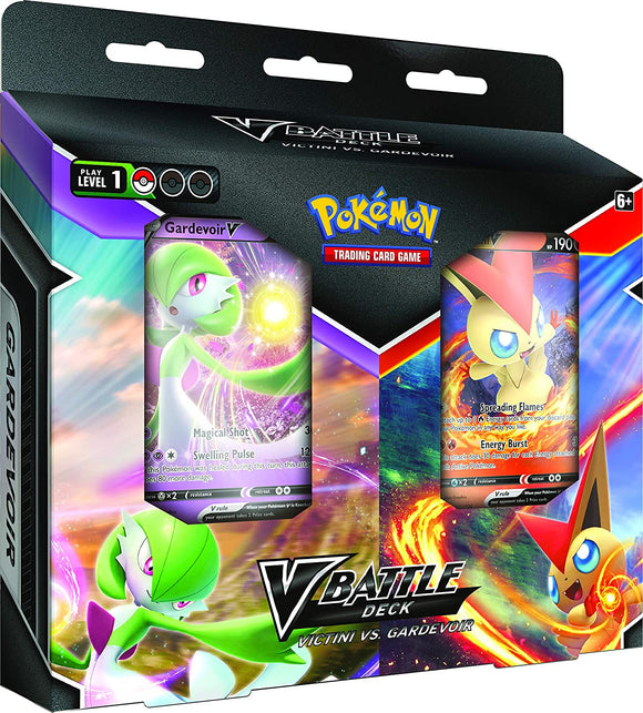 Pokemon V Battle Deck - Victini vs. Gardevoir