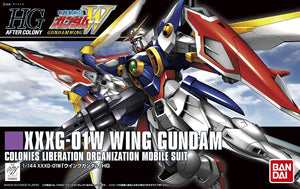 Gundam Wing After Colony XXXG-01W Wing Gundam