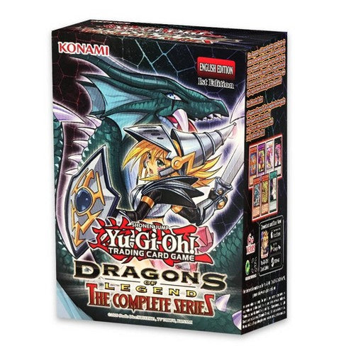 Yu-Gi-Oh Dragons of Legend: The Complete Series