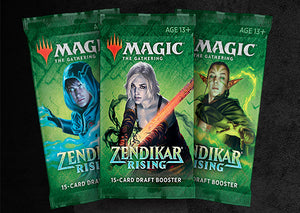 Magic the Gathering : Zendikar Rising (Pack or Box)