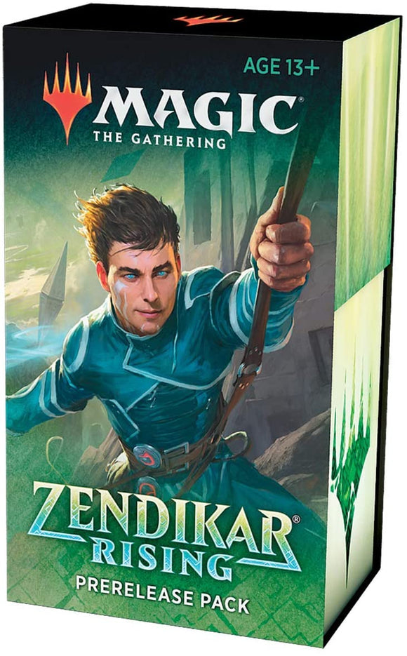 Magic the Gathering : Zendikar Rising Prerelease Pack