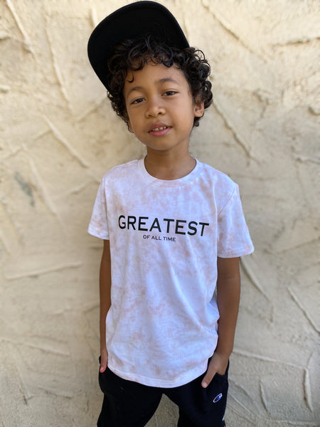 Greatest of all Time (GOAT) - T-shirt/Tee/Unisex/Adults/Kids