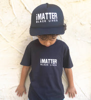 iMATTER Black Lives Matter- T-shirt/Tee