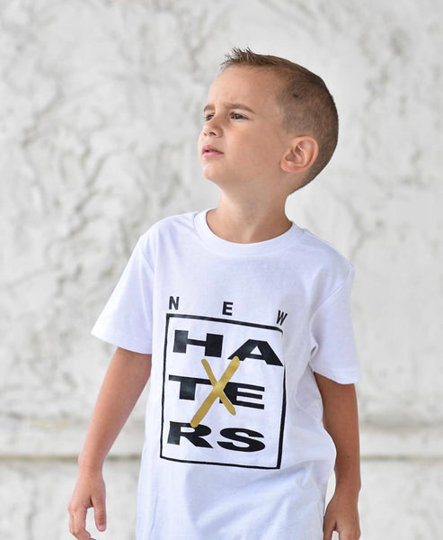 No NEW Haters - T-shirt/Tee