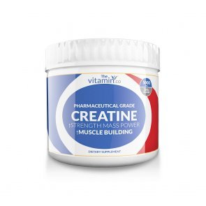 The Vitamin Company Creatine - Unflavored- 60 Serving