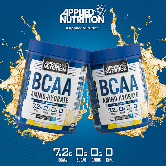 Applied Nutrition BCAA Amino-hydrate - Pineapple- 32 Serving