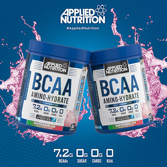 Applied Nutrition BCAA Amino-hydrate - Watermelon- 32 Serving