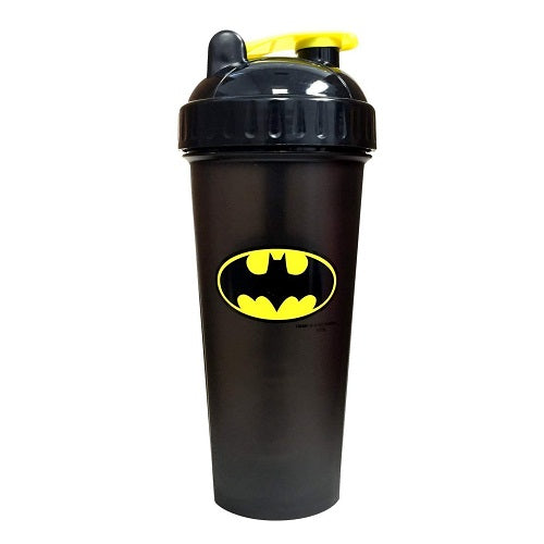 Perfect Shaker Hero Series Batman Gym Shaker,Bottle, 800 ml