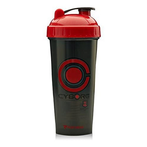 Perfect Shaker Cyborg Justice League Gym Shaker,Bottle, 800 ml