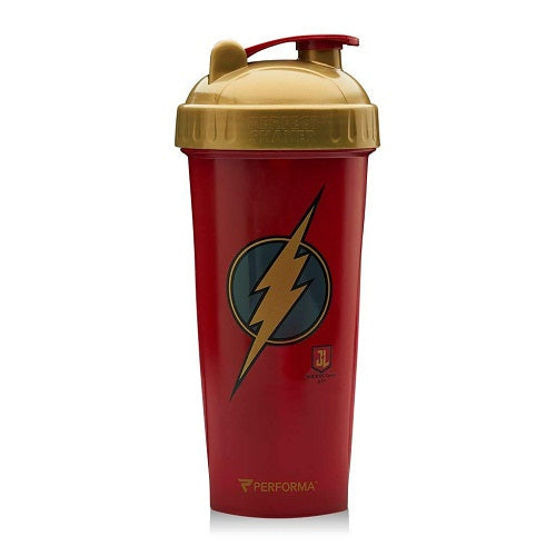 Perfect Shakers Flash Justice League Shaker,Bottle, 800 ml