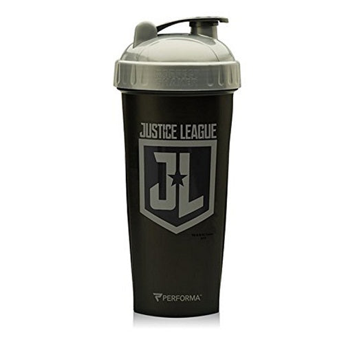 Perfect Shaker Justice League Gym Shaker, Bottle, 800 ml