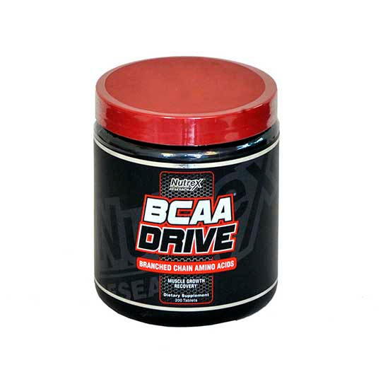 Nutrex BCAA Drive - Unflavored- 40 Serving