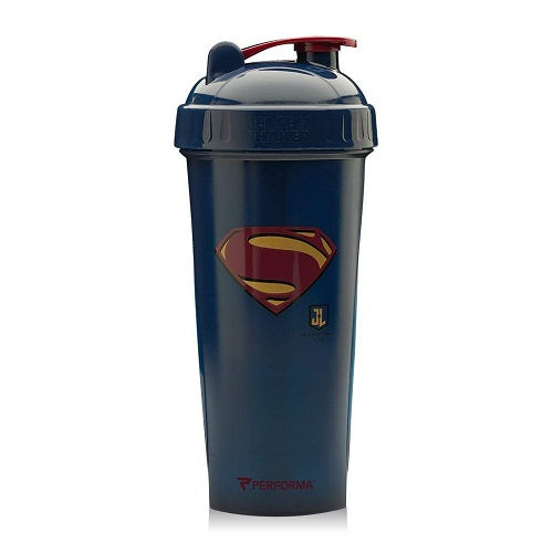 Perfect Shaker Superman Justice League Gym Shaker, Bottle, 800 ml