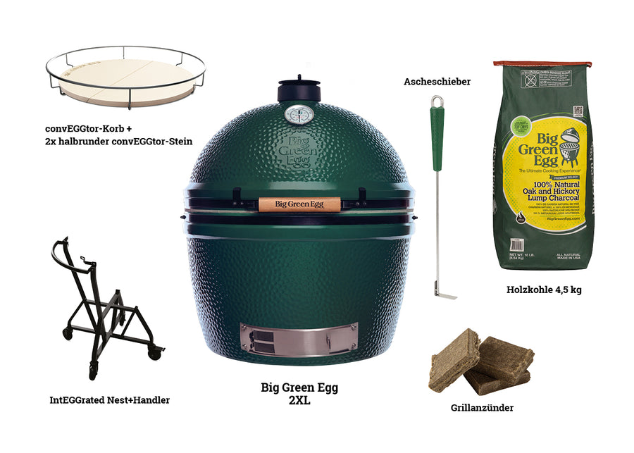 Big Green Egg 2XL Starter Set