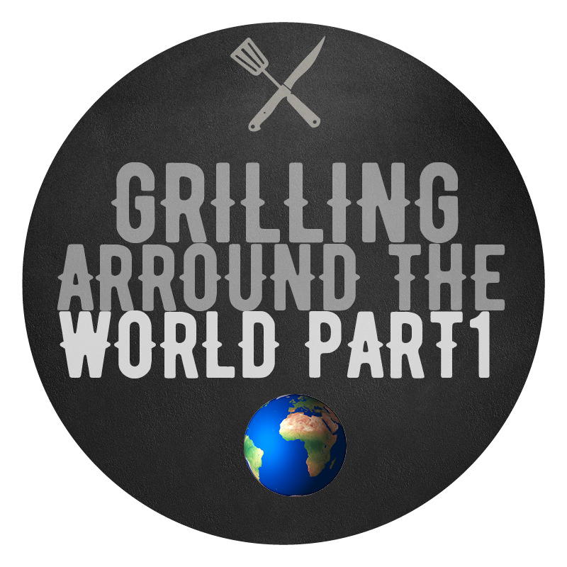 Grilling around the World Part 1 - 24.04.2021