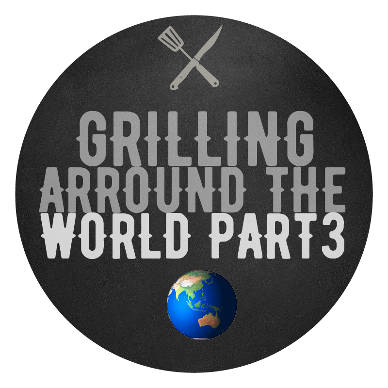 Grilling around the World Part 3 - 19.07.2021
