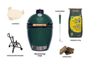 Big Green Egg Large Starter Set