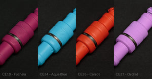 New colors have been updated to COLOR CHART.