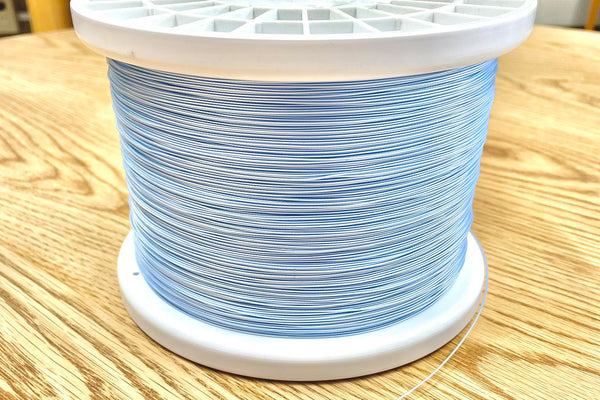 New conductor AIMS silver plated copper wire