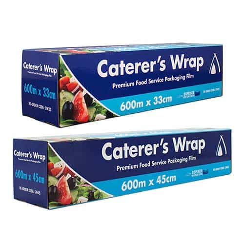 Cling Wrap 600m x 45cm Tailored