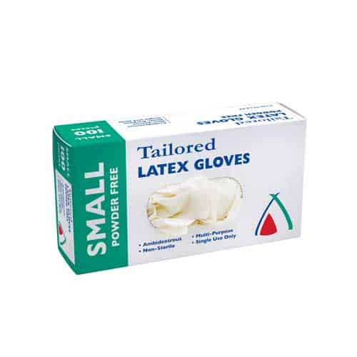 Glove Latex Powder Free