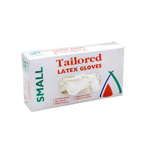 Glove Latex Lightly Powder