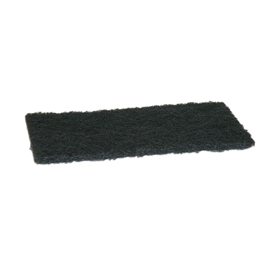 Scourer Black Glomesh Thinline 225 x 150