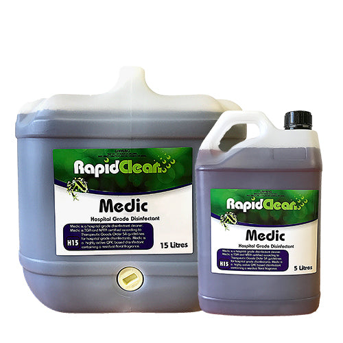 Medic Hospital Grade Disinfectant