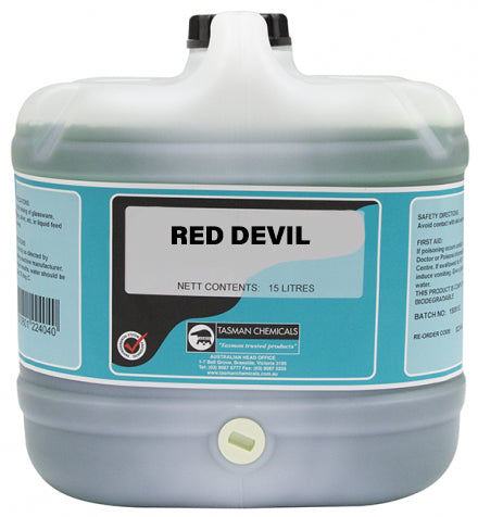 Red Devil Premium Truck Wash