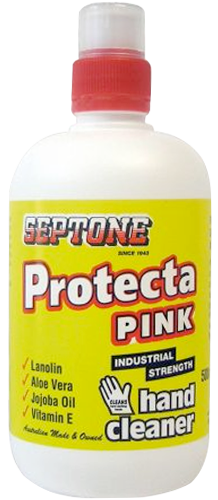 Septone Proteca Pink Hand Cleaner