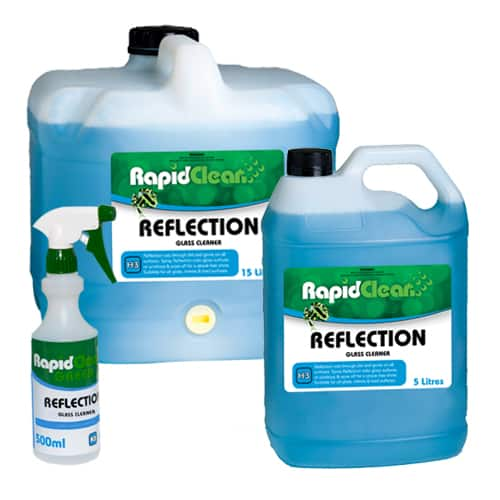 Reflection Glass Cleaner